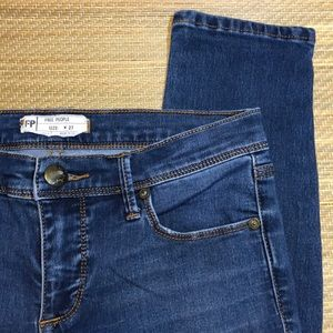 Free People Jeans 27